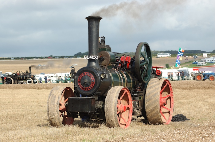Wilder Ploughing Engine