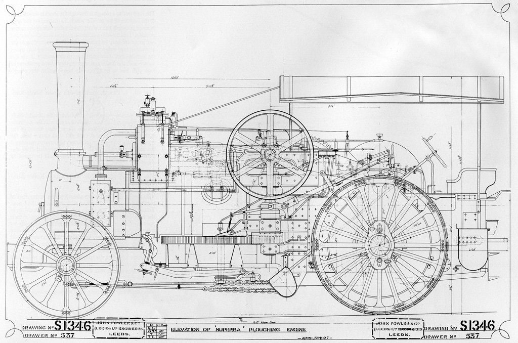 Merl engineering drawings workshop steam scenes blog for Engineering blueprints